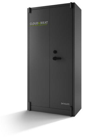Шкаф-сервер Cloud & Heat