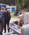 Газогенераторный Cadillac Осмо из Каркелы (Kärkelä).