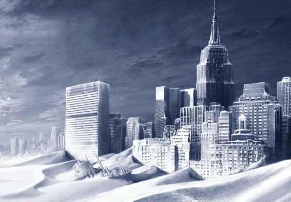 Климат меняется