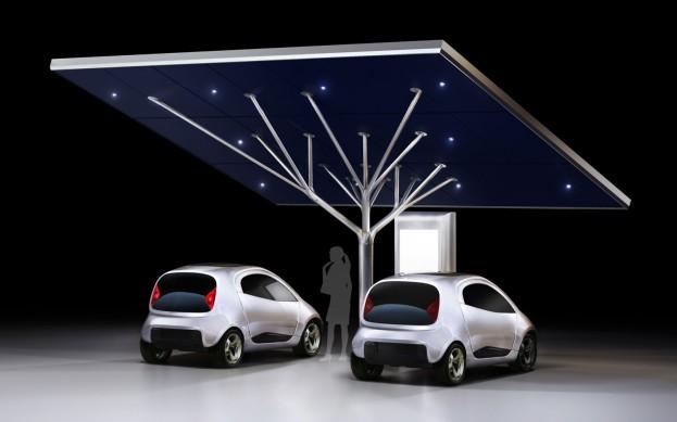 Гибрид и электромобиль