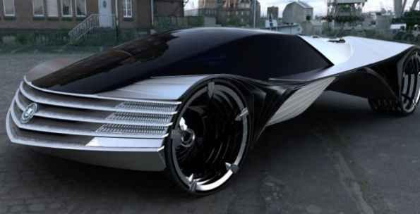 Авто с ядерным тпливом