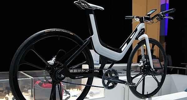 Электровелосипед Ford