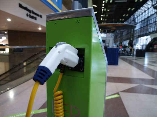 Стандарт зарядных станций