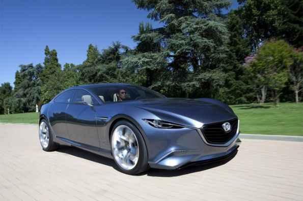 Mazda с роторным двигателем