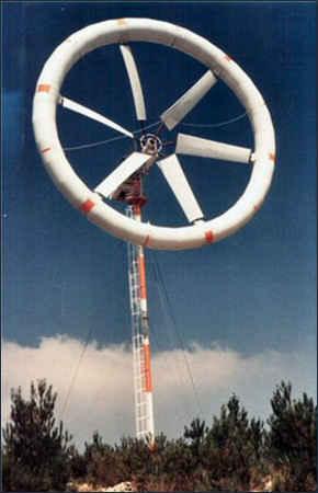 Надувной ветряк WinFlex