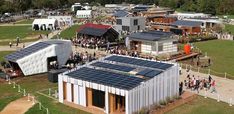 Конкурс энергоэффективных домов