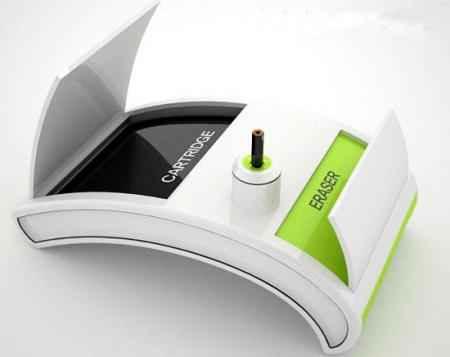 Карандашный принтер