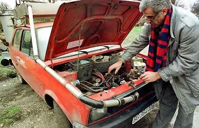Говорящий автомобиль своими руками 194