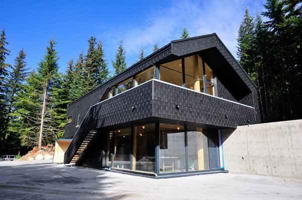 Энергоэффективный дом имеет малое энергопотребление