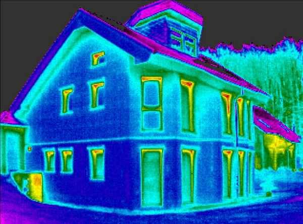 Теплопотери нулевого дома близки к нулю