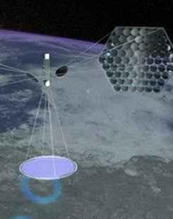 Добыча энергии на орбите