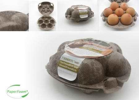 Новый лоток сделан из стопроцентного биосодержащего материала