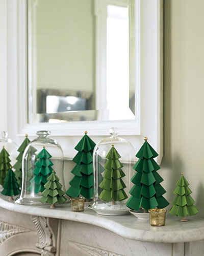 Новогодняя елка, вариант 3