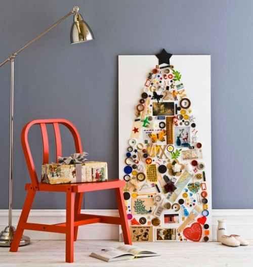 Новогодняя елка, вариант 8