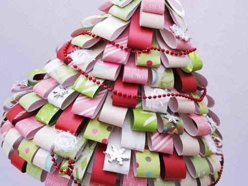 Новогодняя елка, вариант 16