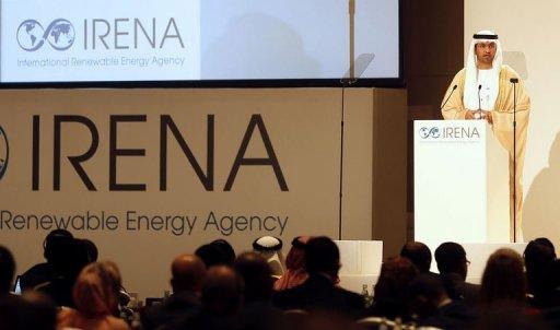 Презентация первого в мире интерактивного он-лайн Глобального атласа мира по возобновляемым источникам энергии (Global Atlas for renewable energy)