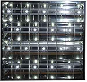 Растровый светильник ОЭСС-04