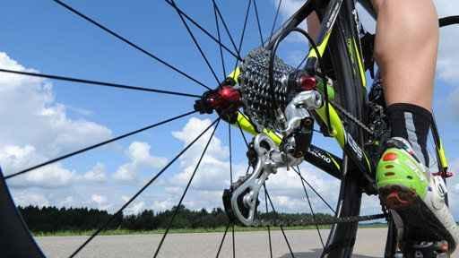 Переделка велосипеда