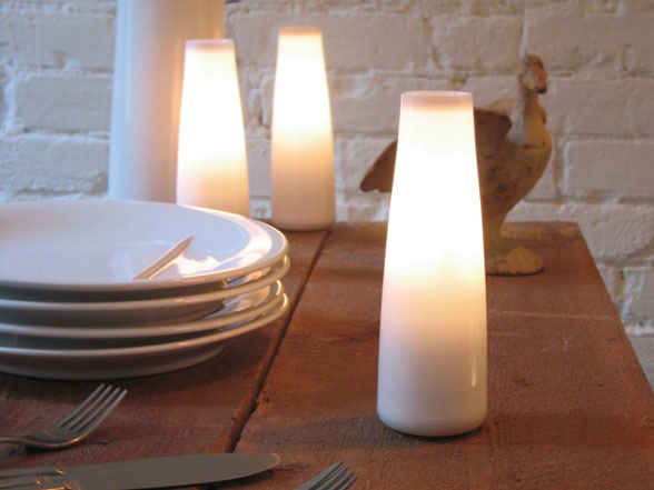 Экологичные свечи