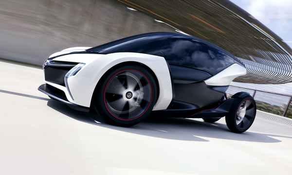 Электромобиль One Euro Car