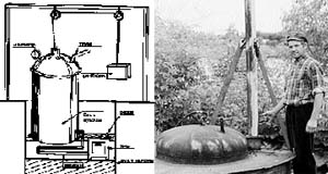 Юрий Давыдов и его биогазовая установка