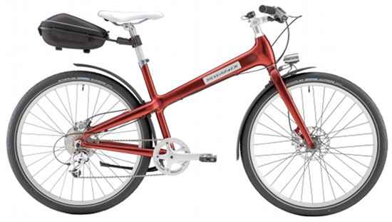 Велосипед Starke 2