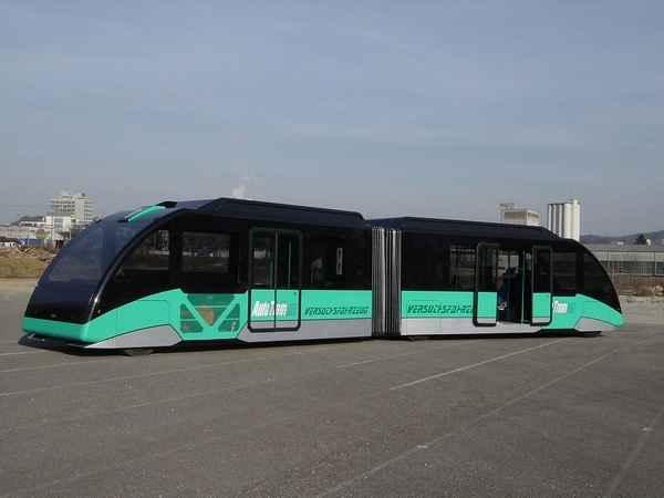 Автобусо-трамвай