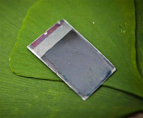 Прототип «искусственного листа»
