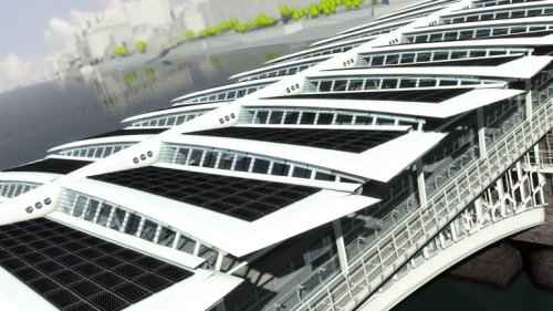 Так будет выглядеть крыша Блэкфрайарза