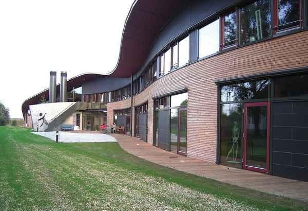 Специальный комплекс Econo-House в городе Отаниеми в Финляндии