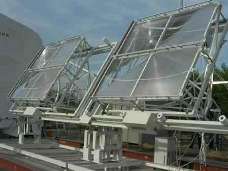 Система линз и лазеров Такаши Ябе, для последующего получения энергии