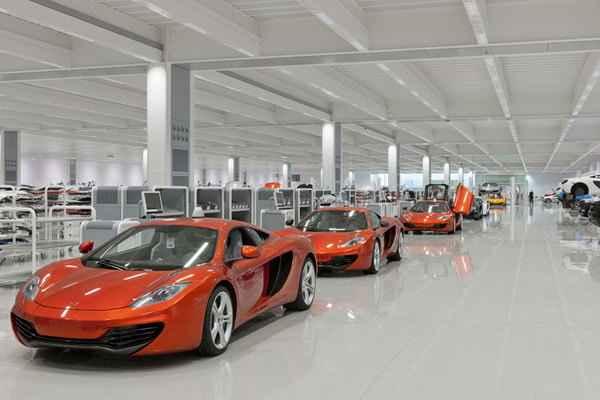 Перспективы завода - выпускать до 4500 автомобилей в год