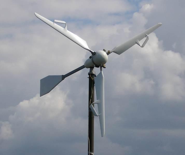 Ветрогенератор FLAMINGO AERO 0,8