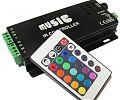 RGB Music Controller 120W Black Audio